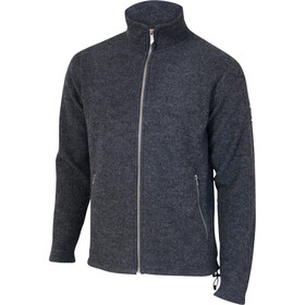 Ivanhoe of Sweden Bruno Full-Zip Jacke Herren graphite marl